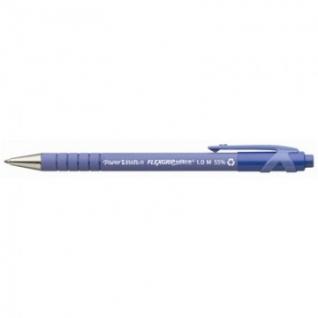Ручка шариковая PAPER MATE S0190434 Flex Grip автомат. синий 0,8мм