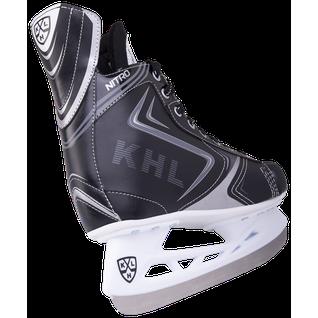 Коньки хоккейные кхл Nitro размер 36 КХЛ