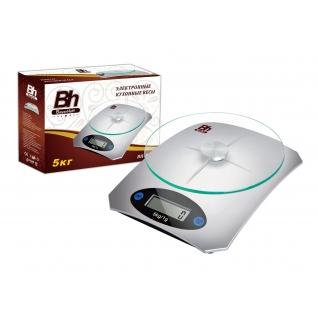 Bayerhoff Электронные кухонные весы Bayerhoff, цвет серебряный
