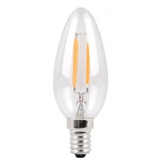 Филаментная лампа Sparkled Filament C37 E14 6W 200-240V 6500K