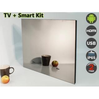 ТЕЛЕВИЗОР AVS220K (MAGIC MIRROR) + SMART TV МЕДИАПЛЕЕР
