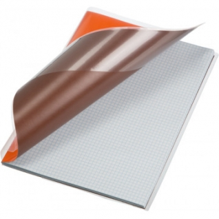 Обложка д/дневника,тетрадей,универсальна 590х300,ПП,60мкм,комплект 10шт