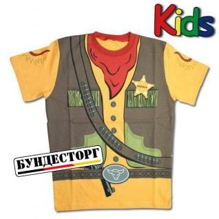 Футболка детская Sheriff