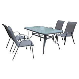 Садовый стол ЭкоДизайн Стол обеденныйKINGSTON SF4001