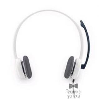 Logitech Logitech Stereo Headset H150 981-000350 white