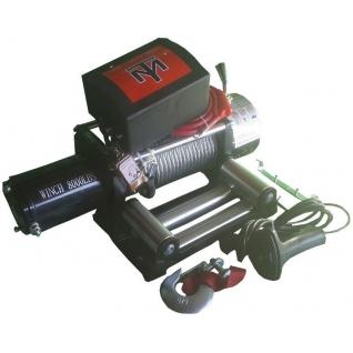Лебедка автомобильная ATV Electric Winch 12v 8000 LBS
