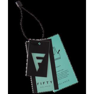 Женский спортивный комбинезон Fifty Balance Fa-wo-0101, черный размер M