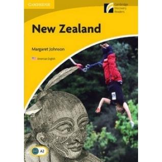 Johnson Margaret. New Zealand 2. Elementary/lower-intermediate. American English