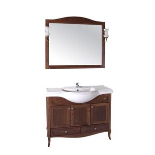 Зеркало Салерно 105 (Антикварный орех) ASB-Woodline