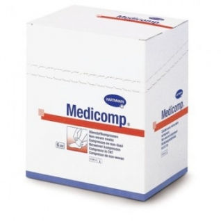 Перевяз. ср-ва Салфетки стерил: 5х5 см 25 х2 шт., MEDICOMP steril4217216
