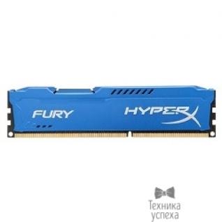 Kingston Kingston DDR3 DIMM 8GB (PC3-15000) 1866MHz HX318C10F/8 HyperX Fury Series CL10