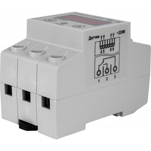 Терморегулятор DigiTOP ТК-4к (крепление на DIN-рейку) 6775758 1
