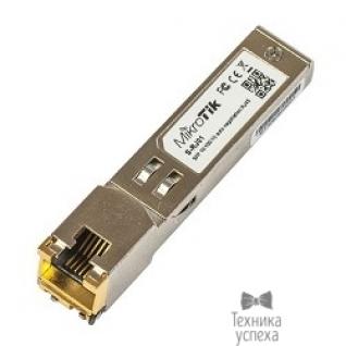 Mikrotik MikroTik S-RJ01 RJ45 SFP 10/100/1000M copper module