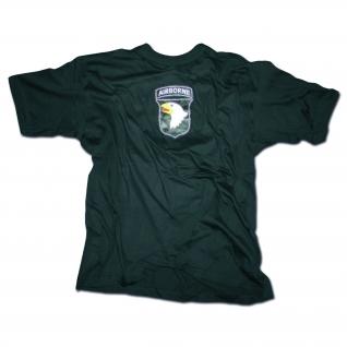 Mil-Tec Футболка 101st Airborne Division, цвет черный