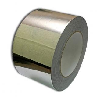 Клейкая лента алюминиевая TDStels 50ммх40м(прем)