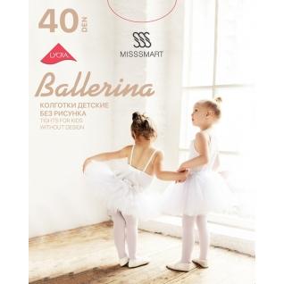 Misssmart Колготки для детей Ballerina 40 den