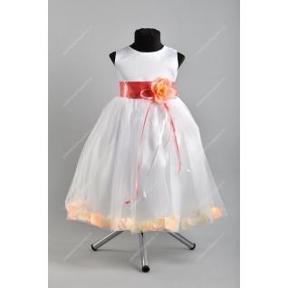 Платье детское 123, р/р 116 см