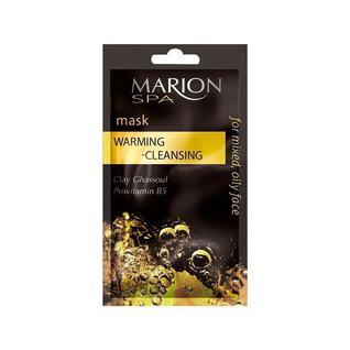 Маска для лица теплое очищение Marion для жирной, смешанной и склонной к появлению угрей кожи 7,5 мл