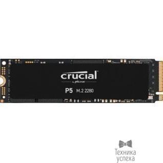 Crucial Crucial SSD 1000GB P5 M.2 NVMe PCIEx4 80mm Micron 3D NAND 3400/3000 MB/s CT1000P5SSD8