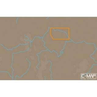 Карта C-MAP MAX-N RS-N226 (ВОЛГА. РЫБИНСК-ГОРОДЕЦ) C-MAP