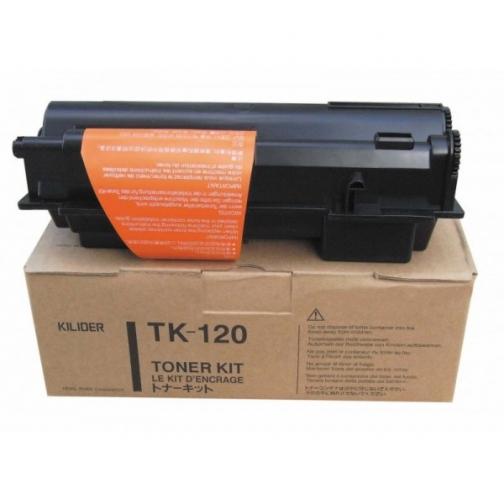 Картридж TK-120 для Kyocera FS-1030D (черный, 7200 стр.) 1289-01 852482 1