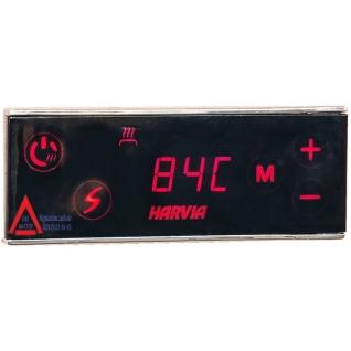 Пульт управления Harvia Xafir CS170 (в комплекте с блоком мощности, 2,3-17 кВт)