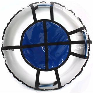 Тюбинг Hubster ринг Pro серый-синий, 90 см