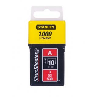 Скоба для степлера Stanley 1-TRA206T, 1000 шт
