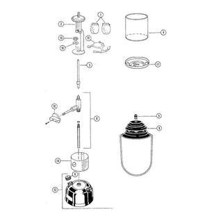 Лампа на жидком топливе Premium DF (285 серия) (+ Поливные капельницы в подарок!) Coleman