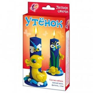 Набор для творчества лепим свечи Утёнок, 24С 1505-08