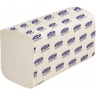 Полотенца бумажные д/дисп. Luscan Professional Vслож 2сл белцел200л20пач/уп