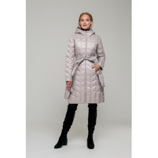 Пальто ODRI MIO 18310103 Пальто ODRI MIO PEARL (серый)