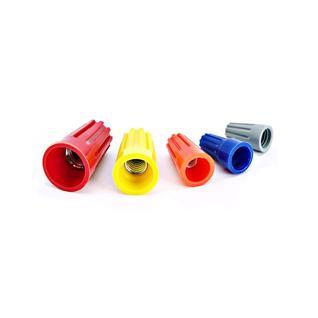 Соединительный изолирующий зажим TDM СИЗ-3 5,5 мм2 оранжевый (5 шт)