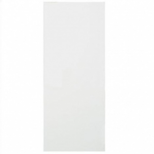 Полотно дверное Олови М9х21 крашеное белое с притвором /825х2040 мм/