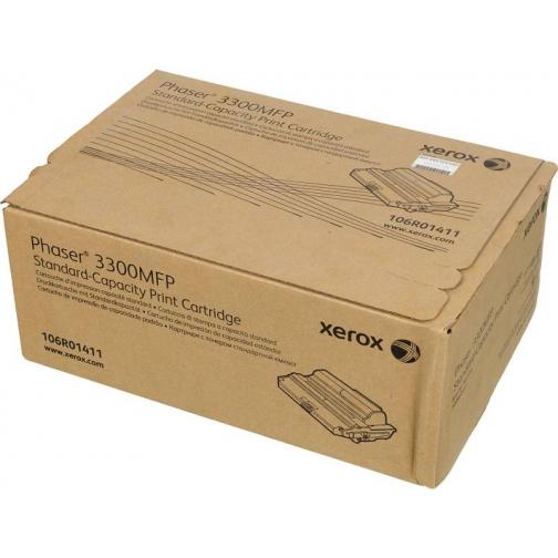 Картридж 106R01411 для Xerox Phaser 3300 MFP (черный, 4000 стр.) 1227-01 852127 1