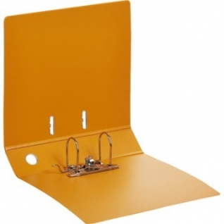 Папка-регистратор BANTEX Strong Line 1450-12, 70мм, оранжевый