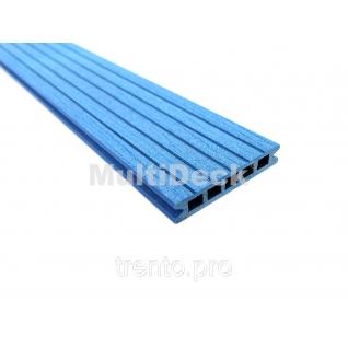 Террасная доска MultiDeck Pro Лазурь 3000*150*27 мм Multiplast