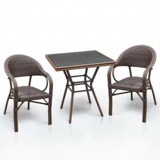 Комплект мебели Сада 2+1
