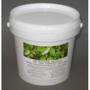 Н12 Себорегулирующая альгинатная маска белая ива + чайное дерево (350г)