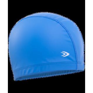 Шапочка для плавания, полиуретан, синий Longsail