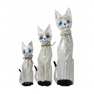 "Набор статуэток ""3 кота"" малый"
