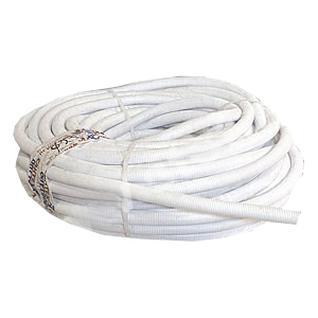 Шланг гофрированный белый (25мм) ВИРКЭН -РУСЬ