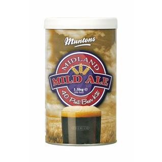 MUNTONS Пивной солодовый экстракт Muntons Midland Mild