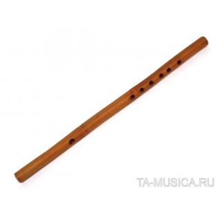 Бамбуковая поперечная флейта