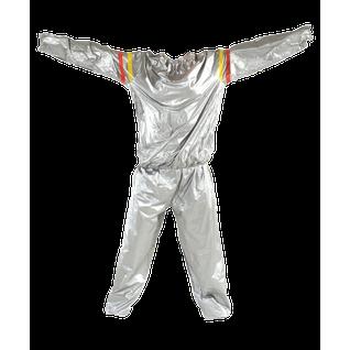 Костюм-сауна Starfit Sw-101, серый размер M