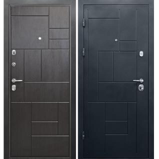 Дверь металлическая Valberg ПР2 СОЛОМОН 2066/980/112 R/L
