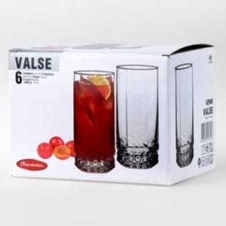 Набор стаканов ВАЛЬС 6 шт. 420 мл (пиво) 42949GRB