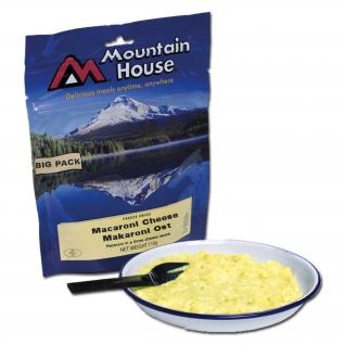 Макароны Mountain House в соусе из сыра, большая упаковка
