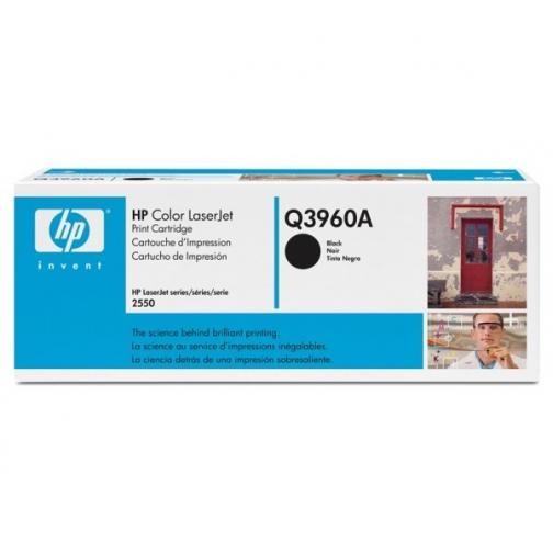 Оригинальный картридж Q3960A для HP CLJ 2500, 2550 (черный, 5000 стр.) 882-01 Hewlett-Packard 852429 1