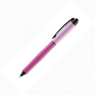Ручка гелевая STABILO PALETTE XF авт.268/3-41-3 розовый корп.0,35мм,синяя